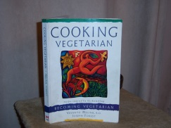 Cooking vegetarian book