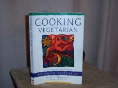Cooking vegetarian book