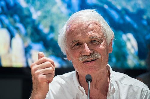 Yann Arthus Bertrand 2014